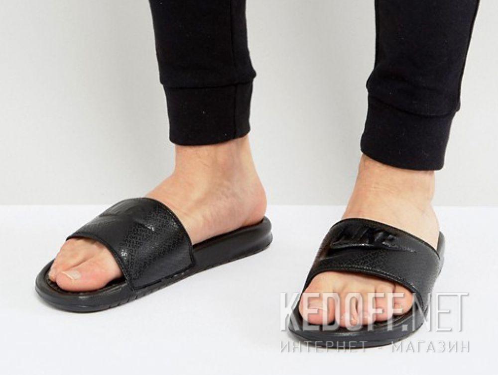 Цены на Мужские шлепанцы Nike Benassi 343880-001
