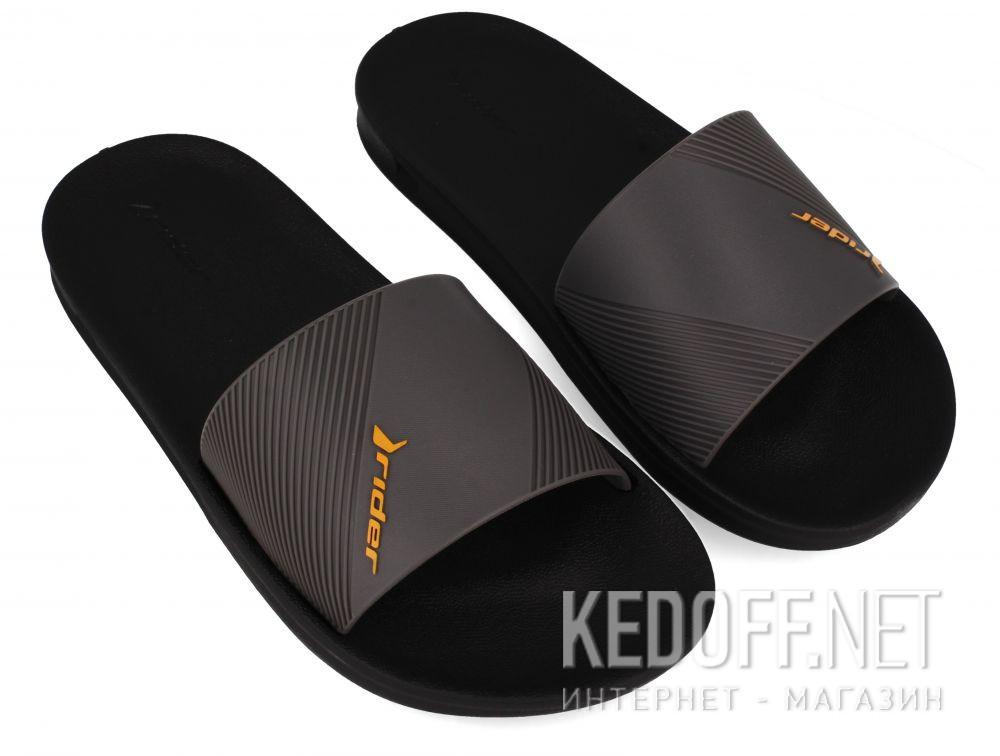 New Mens Rider Navy Strike Slide Pvc Sandals Slides Slip On