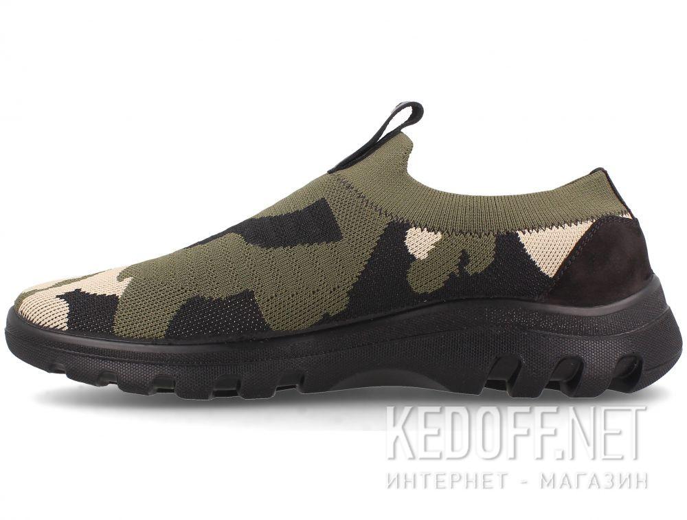 Мужские кроссовки Forester Low Footgear Khaki 7282-2722 описание