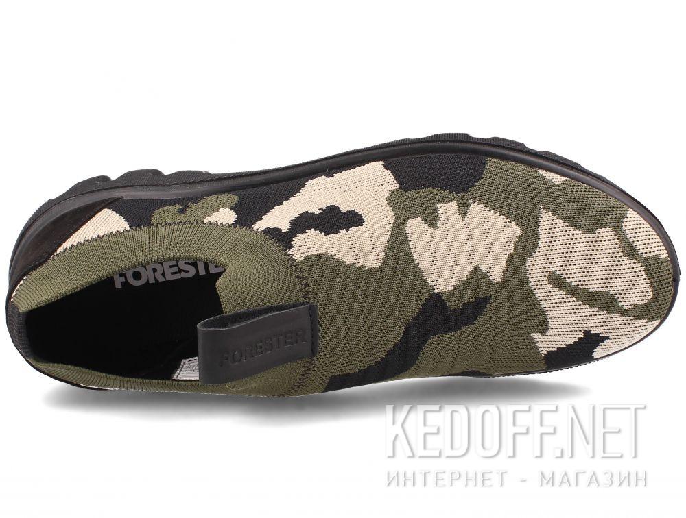 Цены на Мужские кроссовки Forester Low Footgear Khaki 7282-2722