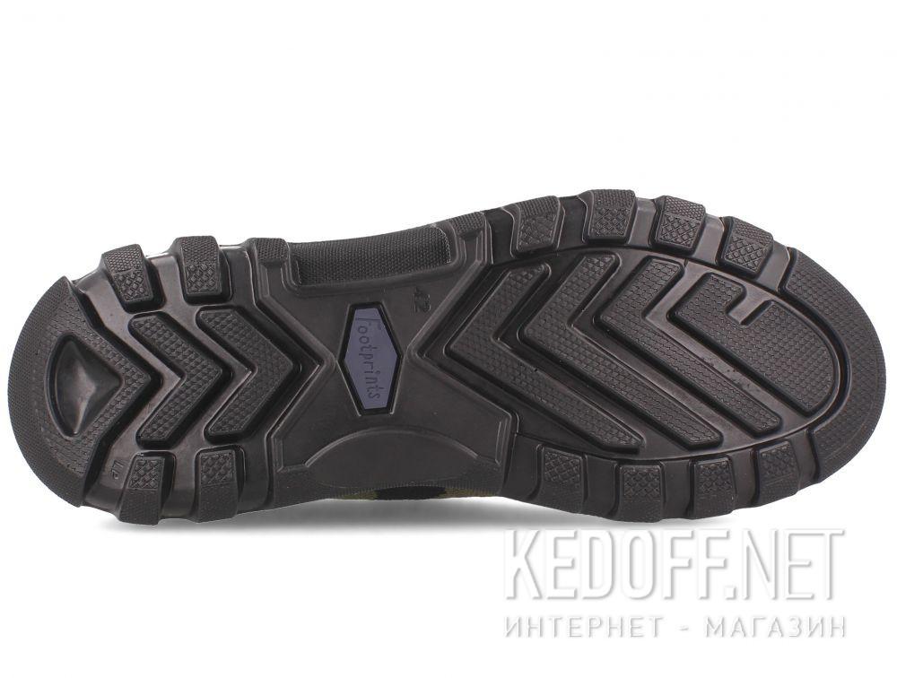 Мужские кроссовки Forester Low Footgear Khaki 7282-2722 все размеры