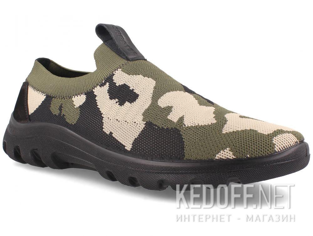 Купить Мужские кроссовки Forester Low Footgear Khaki 7282-2722