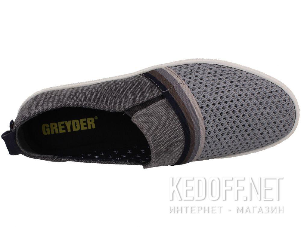 Мужские слипоны Greyder 8Y1UA63140-37 описание