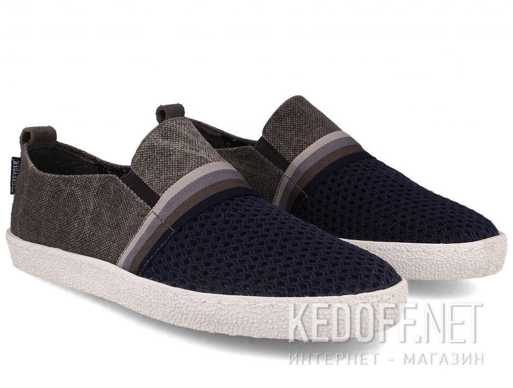 Мужские слипоны Greyder 8Y1UA63140-8937 купить Украина
