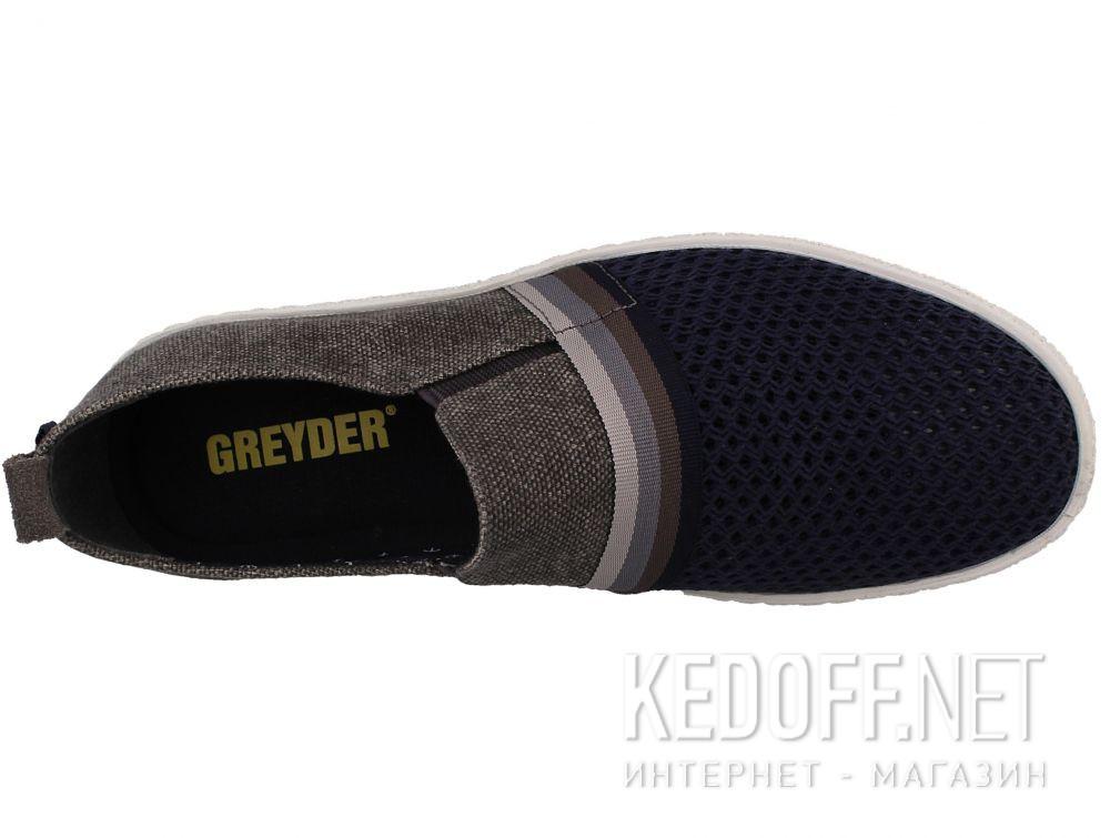 Мужские слипоны Greyder 8Y1UA63140-8937 описание