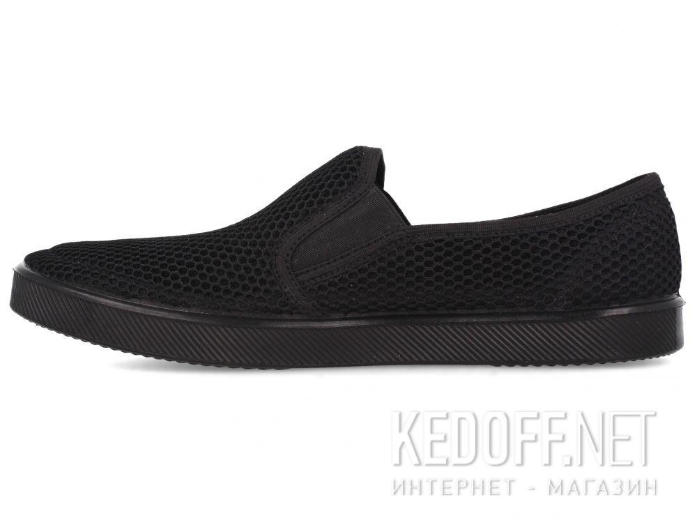 Мужские слипоны Las Espadrillas Mesh 6088-127 сеточка купить Украина