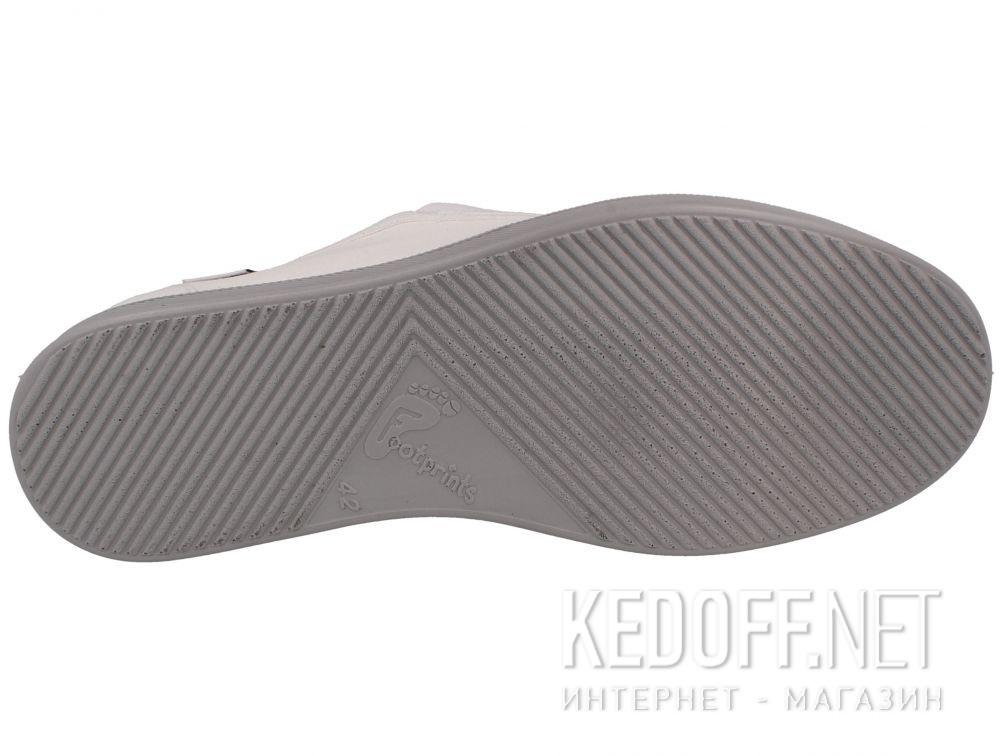 Цены на Мужские слипоны Las Espadrillas Eco Soft 6088-13 Lacoste White