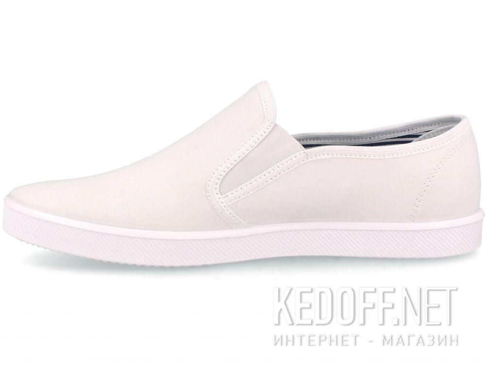 Мужские слипоны Las Espadrillas Eco Soft 6088-1313 Optical White купить Киев
