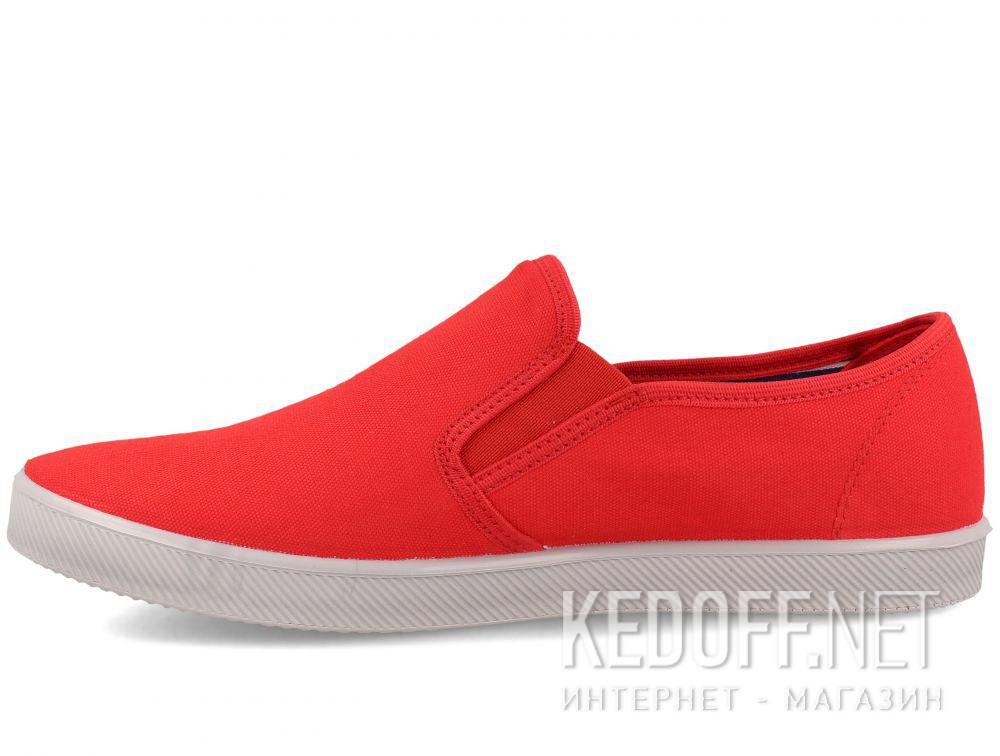 Оригинальные Мужские слипоны Las Espadrillas Eco Soft 6088-4737 Lacoste Red
