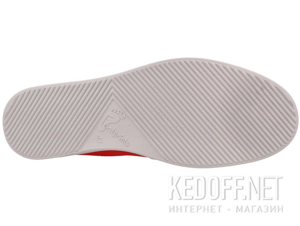 Цены на Мужские слипоны Las Espadrillas Eco Soft 6088-4737 Lacoste Red