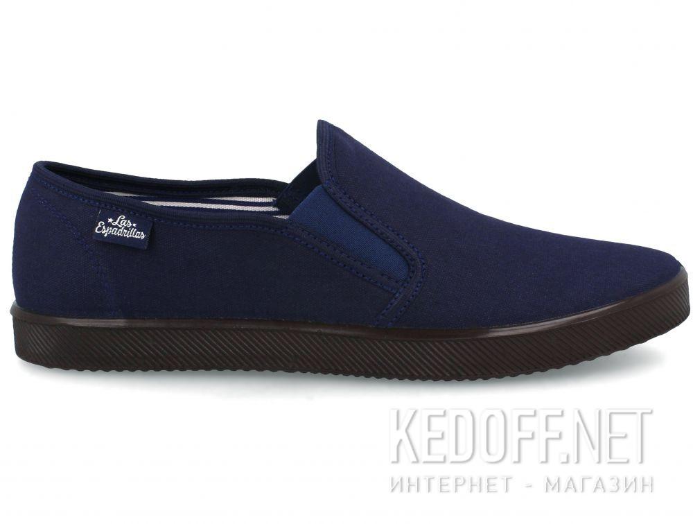 Мужские слипоны Las Espadrillas Eco Soft 6088-8945 купить Украина