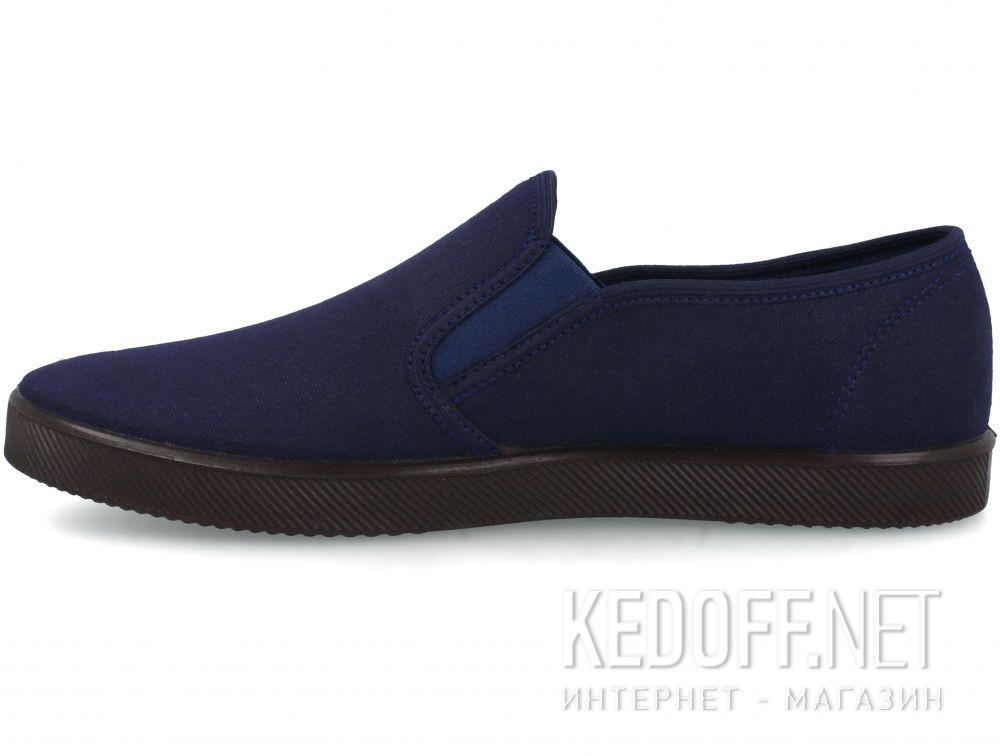 Мужские слипоны Las Espadrillas Eco Soft 6088-8945 купить Киев