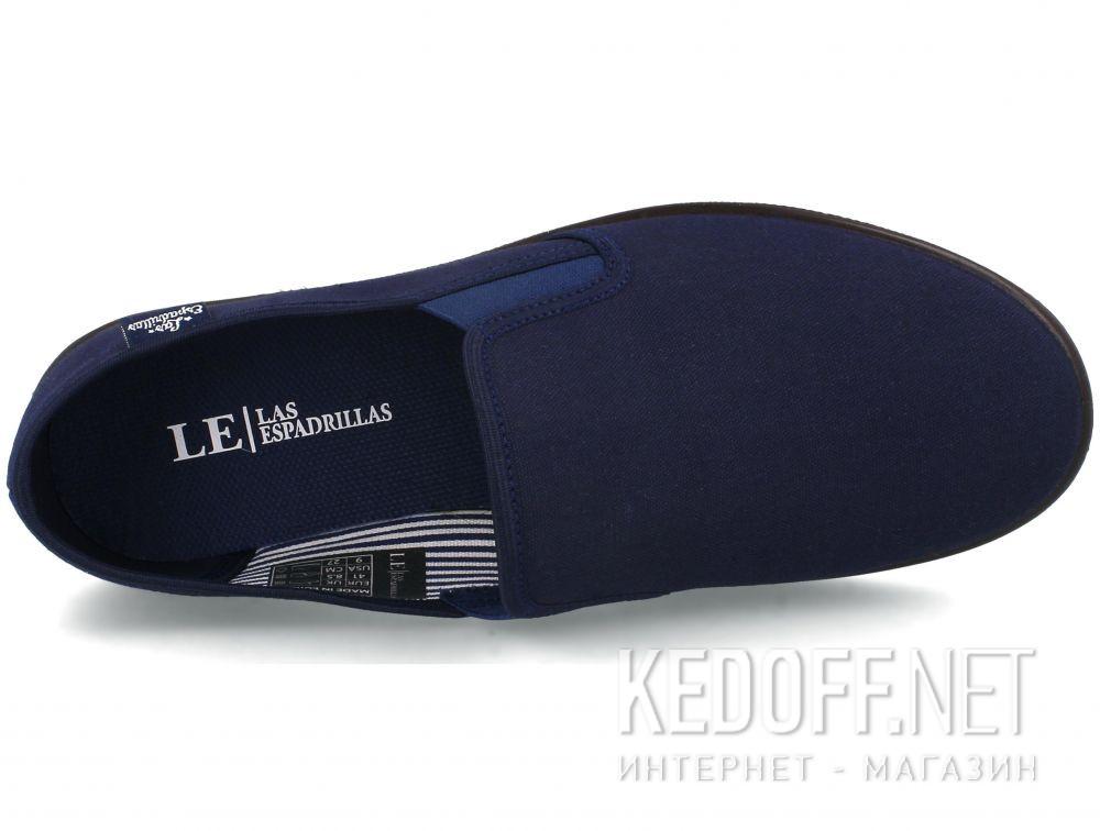 Оригинальные Мужские слипоны Las Espadrillas Eco Soft 6088-8945