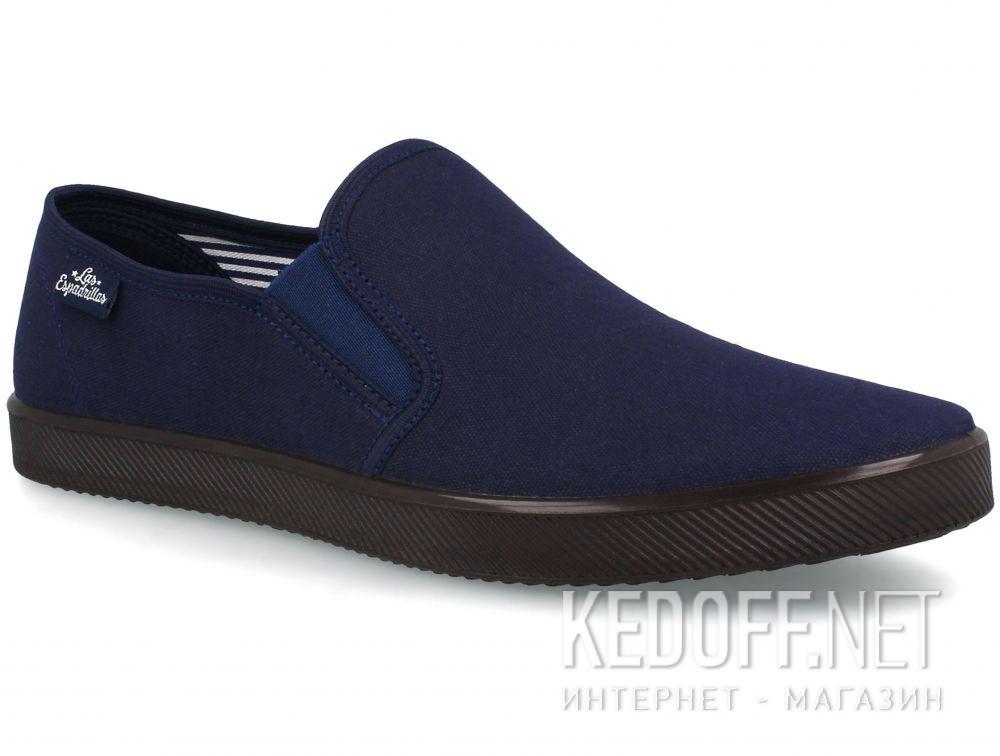 Купить Мужские слипоны Las Espadrillas Eco Soft 6088-8945