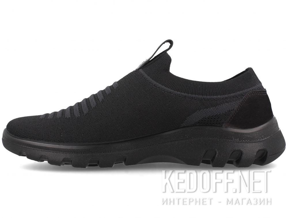 Мужские кроссовки Forester Knit 7282-27 Black описание