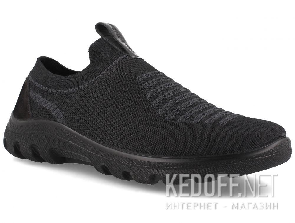 Купить Мужские кроссовки Forester Knit 7282-27 Black