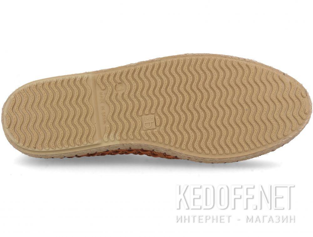 Цены на Мужские слипоны Las Espadrillas Cuero FV0102-04 Made in Spain