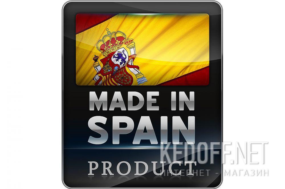 Мужские слипоны Las Espadrillas Cuero FV0102-04 Made in Spain все размеры