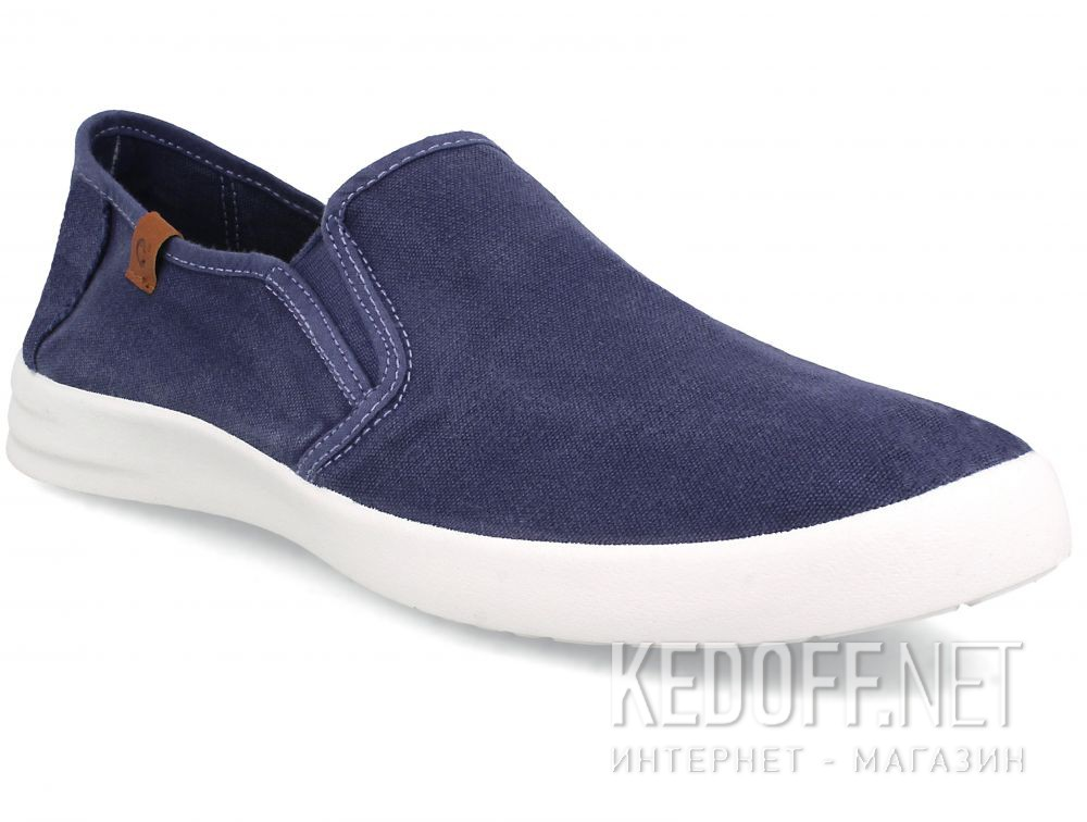 Мужские слипоны Las Espadrillas FV0220-89 Made in Spain