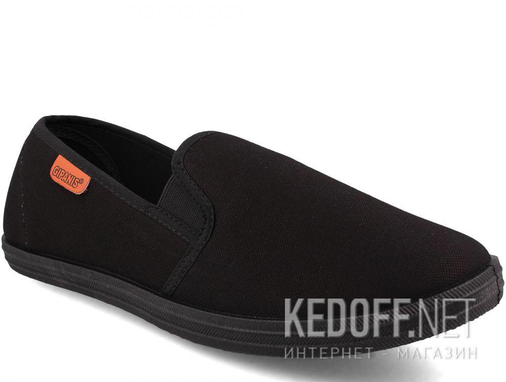 Мужские слипоны Las Espadrillas KM32-10-27 купить Украина