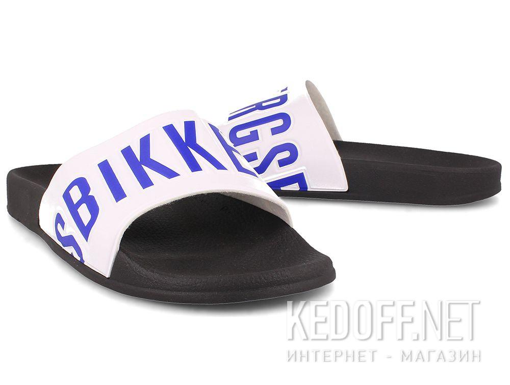 Оригинальные Mens Slippers Dirk Bikkembergs BKE Swimm 108367-1342 Made in Italy