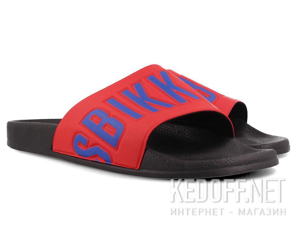 Мужские тапочки Dirk Bikkembergs Swimm 108367-4713 Made in Italy купить Украина