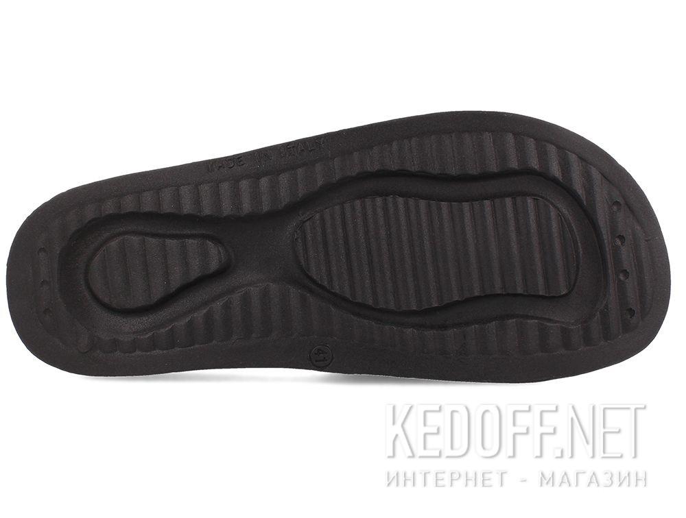 Цены на Мужские тапочки  Dirk Bikkembergs Swimm ER 652 108366-27 Black White
