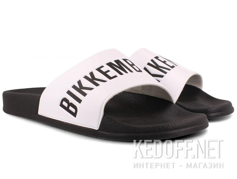 Мужские тапочки  Dirk Bikkembergs Swimm 653 108366-2713 купить Киев