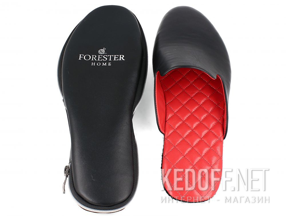 Цены на Men's Slippers-bag Forester Home 641-27 Travel Gift