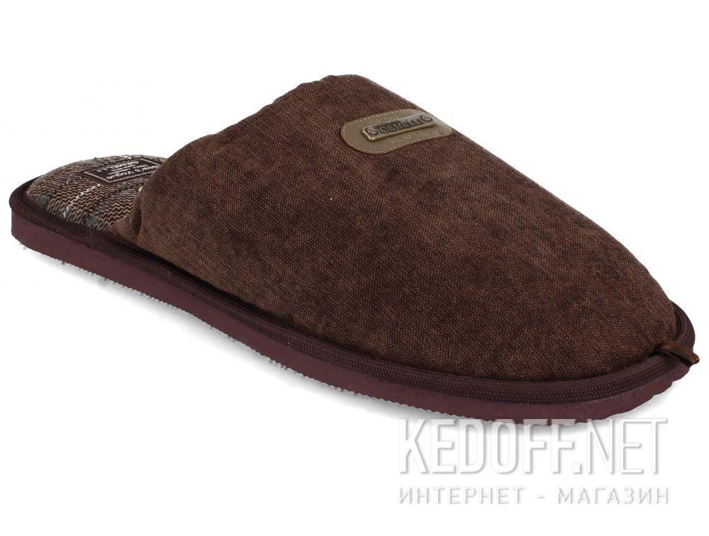 Чоловічі тапочки Gemelli 190208-45 купити Україна