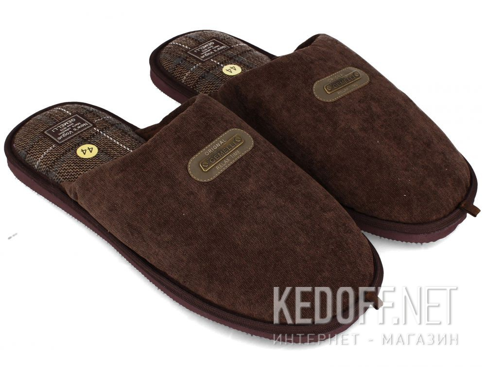 Купити Чоловічі тапочки Gemelli 190208-45
