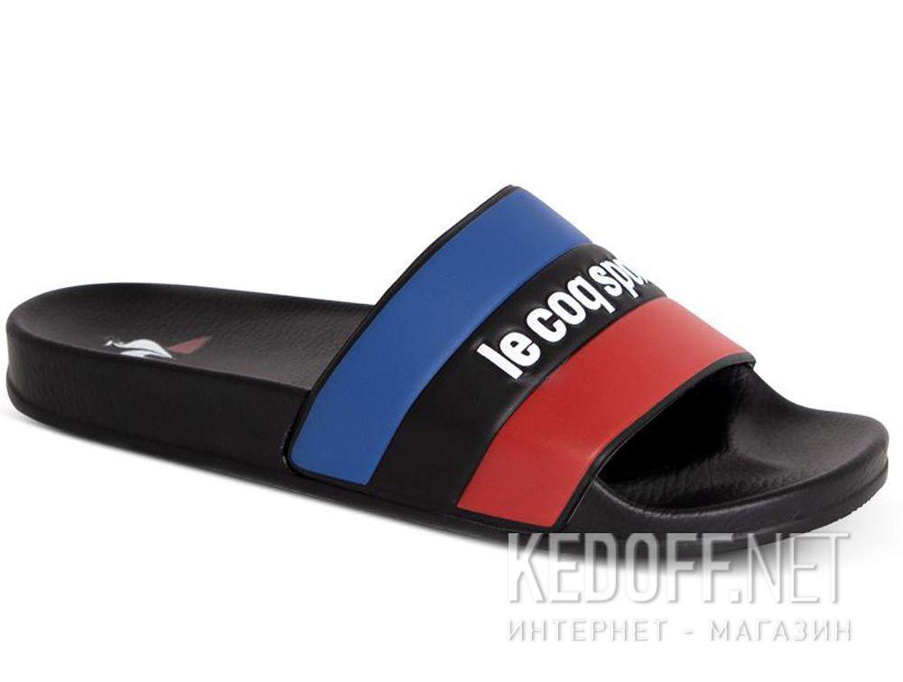 Купить Мужские тапочки Le Coq Sportif 1911137-LCS Black