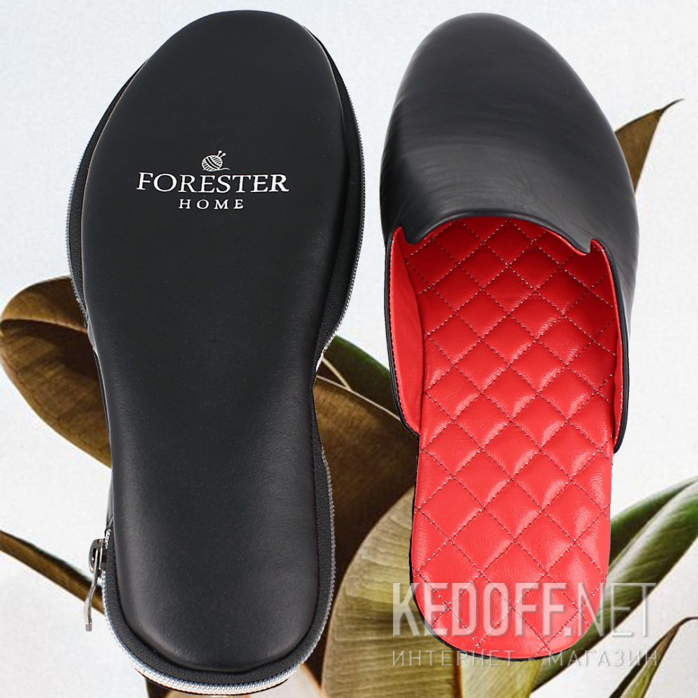 Men's Slippers-bag Forester Home 641-27 Travel Gift все размеры