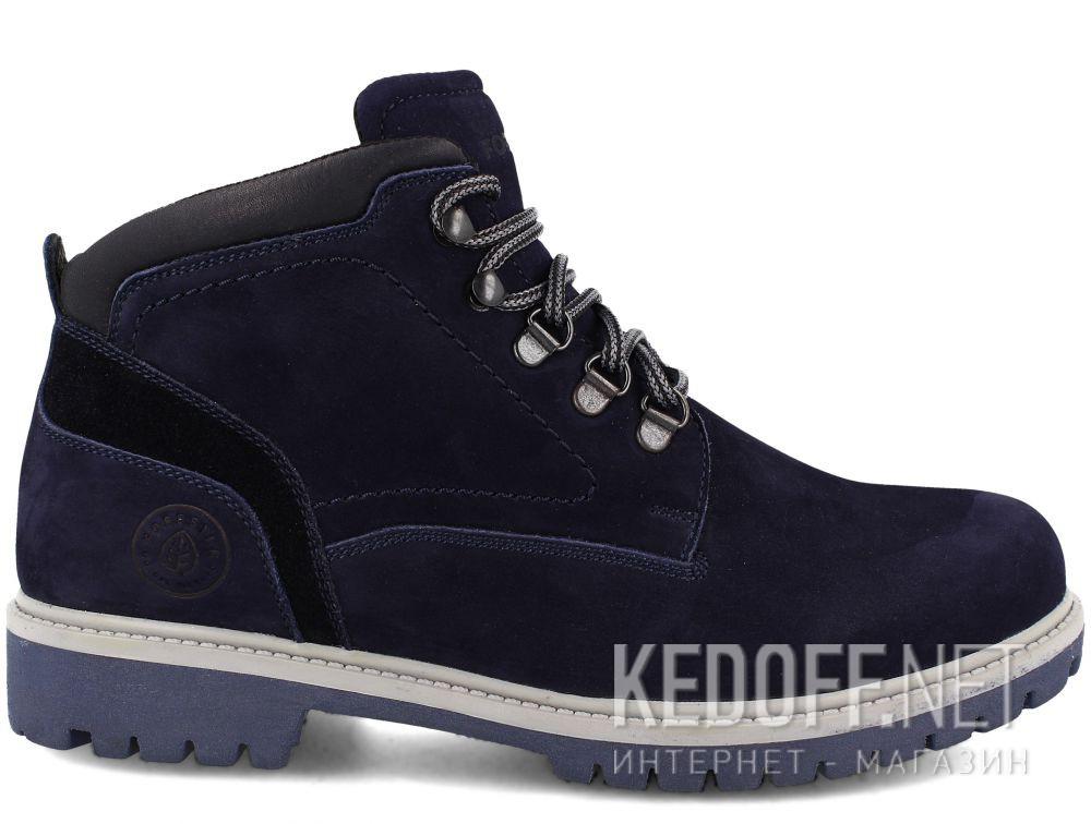 Мужские тимберленды Forester 5755-052   (тёмно-синий) купить Киев