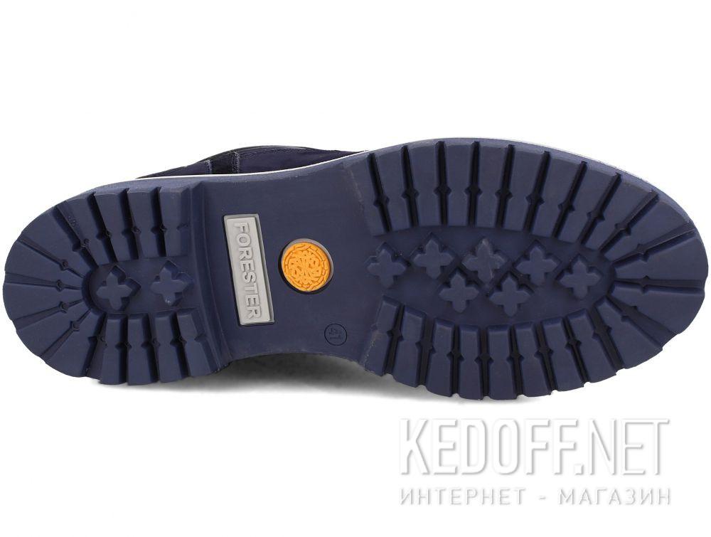 Мужские тимберленды Forester 5755-052   (тёмно-синий) описание