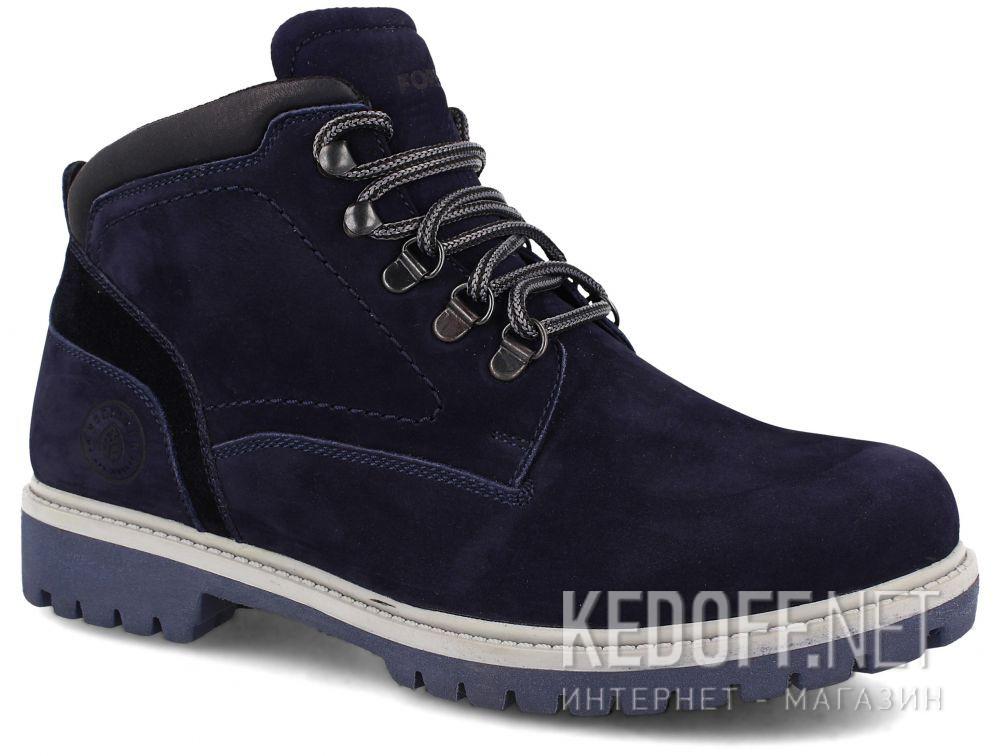 Купить Мужские тимберленды Forester 5755-052   (тёмно-синий)