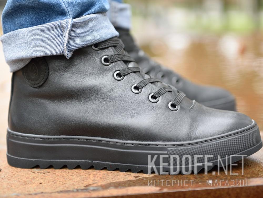 Мужские Ботинки Forester Dark Agent 7-01-27 все размеры