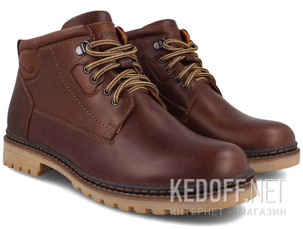 Мужские тимберленды Forester 7757-707   (коричневый) купить Украина