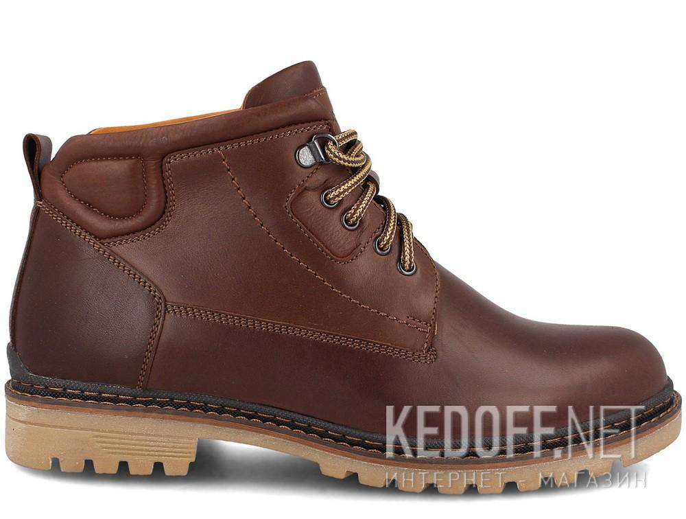 Мужские тимберленды Forester 7757-707   (коричневый) купить Киев