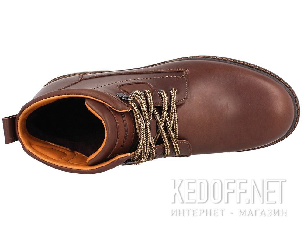 Мужские тимберленды Forester 7757-707   (коричневый) описание
