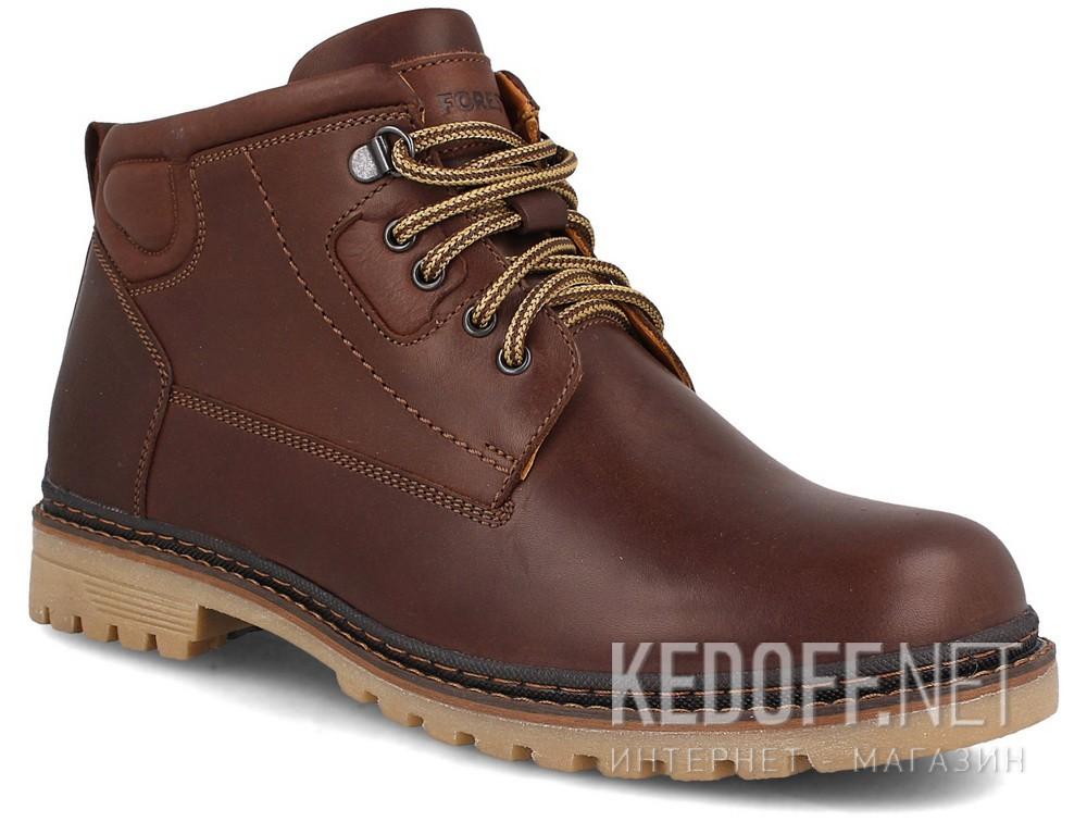Купить Мужские тимберленды Forester 7757-707   (коричневый)