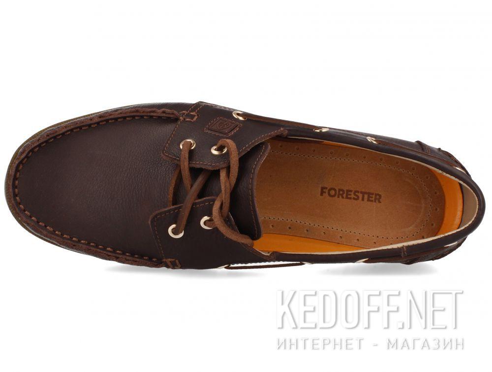 Оригинальные Мужские мокасины Forester Mens Authentic Original 2-Eye Gold Line 4081-17