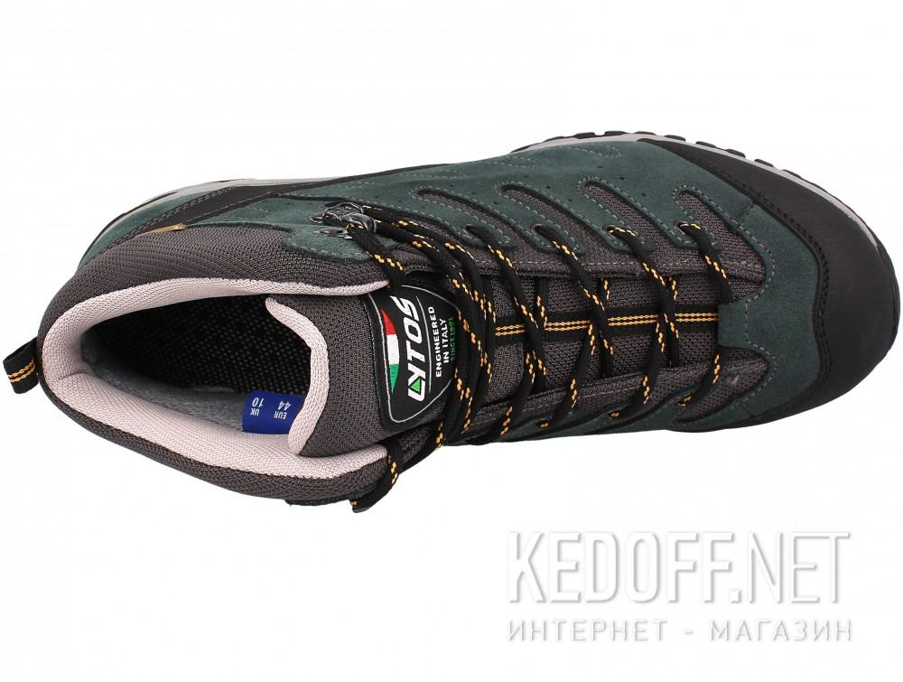 Мужские трекинговые  ботинки Lytos Nitron Mid Var 69 описание