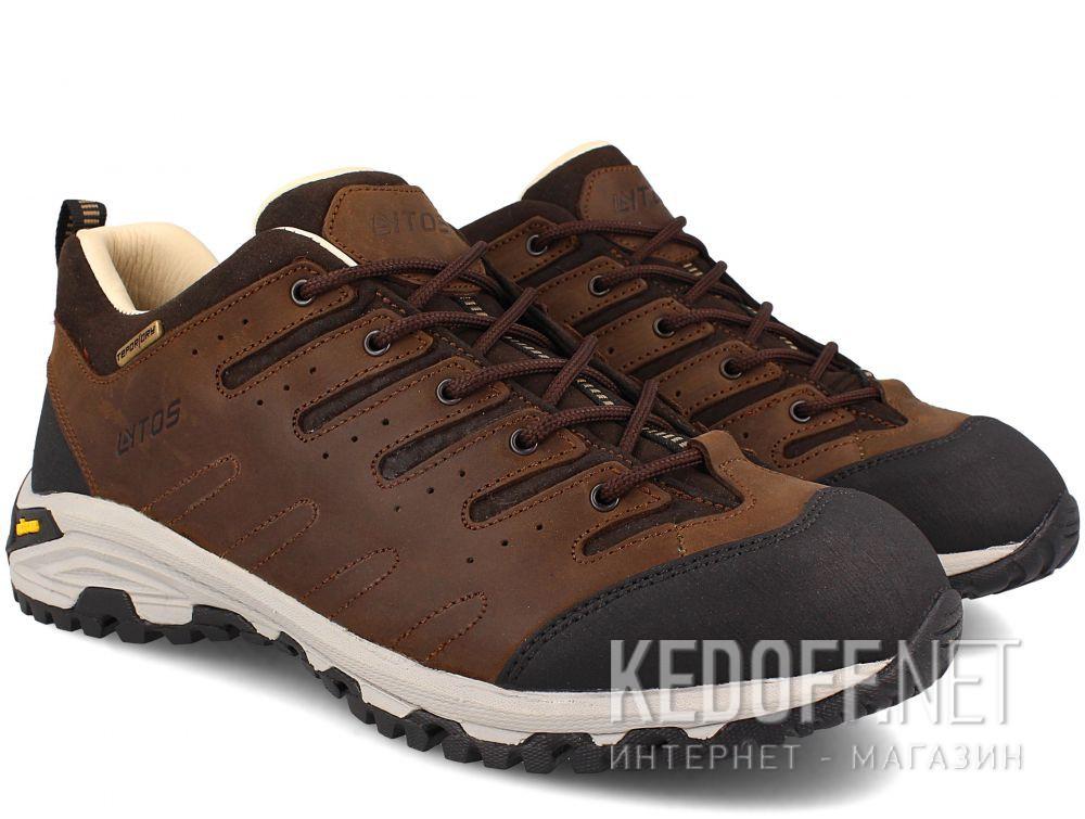 Мужские трекинговые кроссовки Lytos Nitron 9AB007-120 (тёмно-коричневый/western/коричневый/чёрный) купить Украина