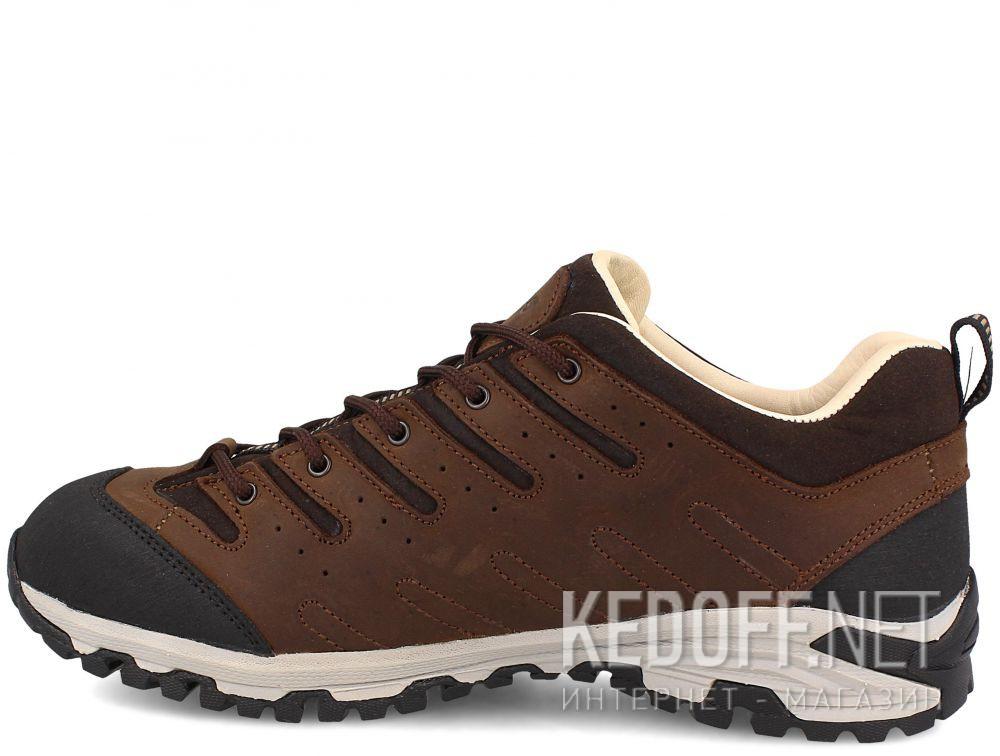 Оригинальные Мужские трекинговые кроссовки Lytos Nitron 9AB007-120 (тёмно-коричневый/western/коричневый/чёрный)