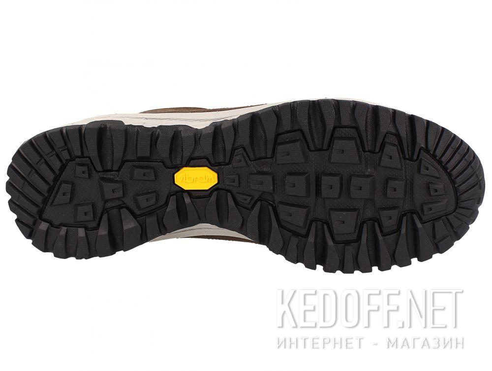 Мужские трекинговые кроссовки Lytos Nitron 9AB007-120 (тёмно-коричневый/western/коричневый/чёрный) описание