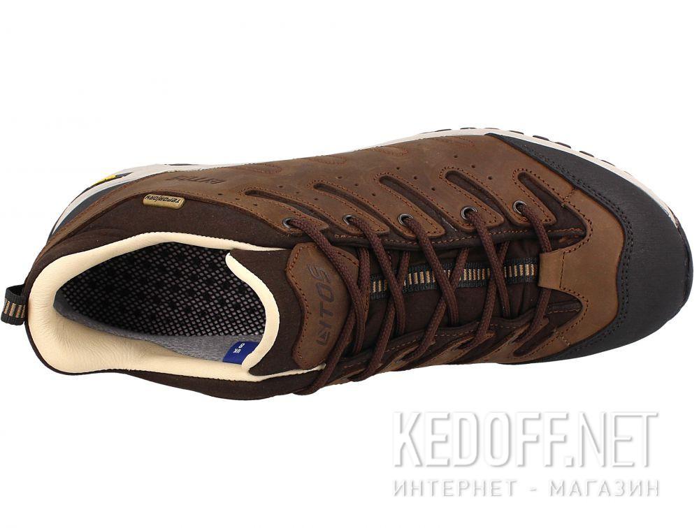 Цены на Мужские трекинговые кроссовки Lytos Nitron 9AB007-120 (тёмно-коричневый/western/коричневый/чёрный)