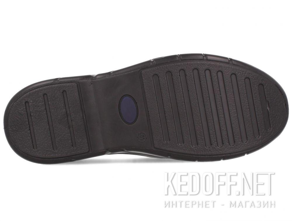 Мужские туфли Esse Comfort  28611-01-27 Чёрные описание