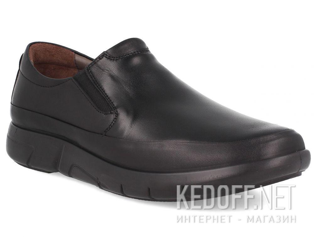 Купить Мужские туфли Esse Comfort  28611-01-27 Чёрные