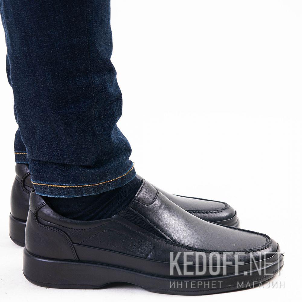 Мужские туфли Esse Comfort 085-01-27 доставка по Украине